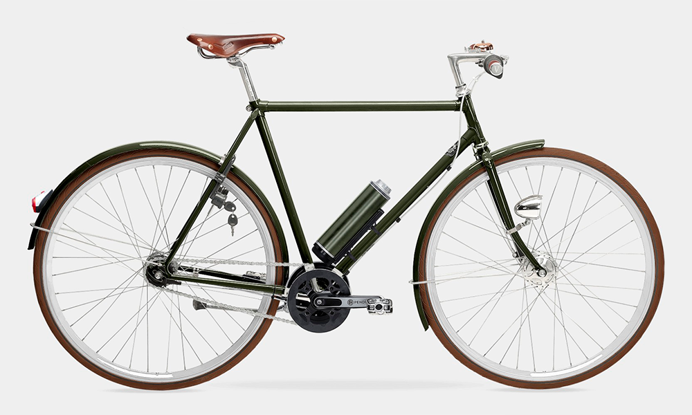 Velorbis arrow sport med el 1